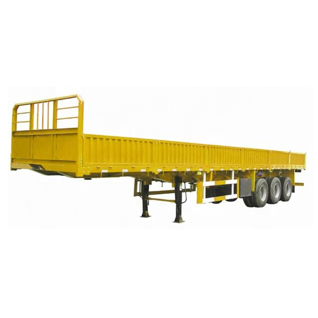 Low Price WABCO Brake System Pipe Transportation Cargo Trailer