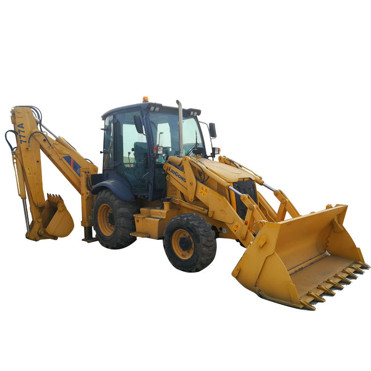 Used Backhoe Loader LiuGong 777 Used UK made JCB3CX 4CX