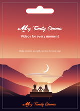 My Family Cinema\VOD\Gift Card\Prepaid\Monthly Account