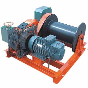 customized electric powered marine winch