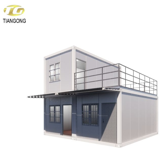 Smooth self assemble houses for cabins