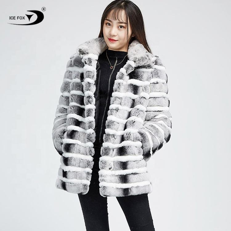 2020 Long Luxury Winter Women Hot Sell Autumn Keep Warm Real Fox Fur Coat Women