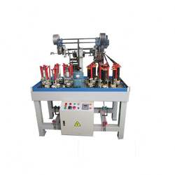 New Arrival High And With Low Speed Braiding Machine Power Cost