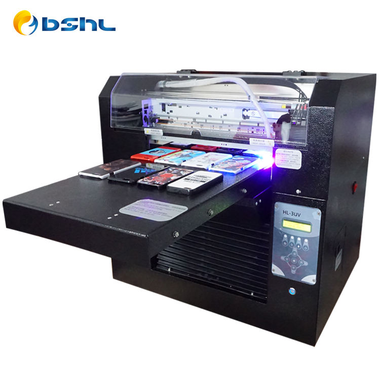 Fabriek niveau uv printer a3 uv led printer Hoge kwaliteit uv flatbed printer