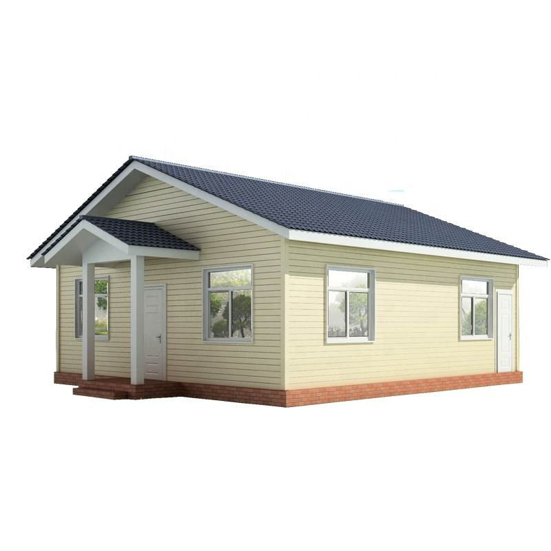 CDPH 2 Bedroom Prefab+House For Prefabricated Living Villa home with Good Price