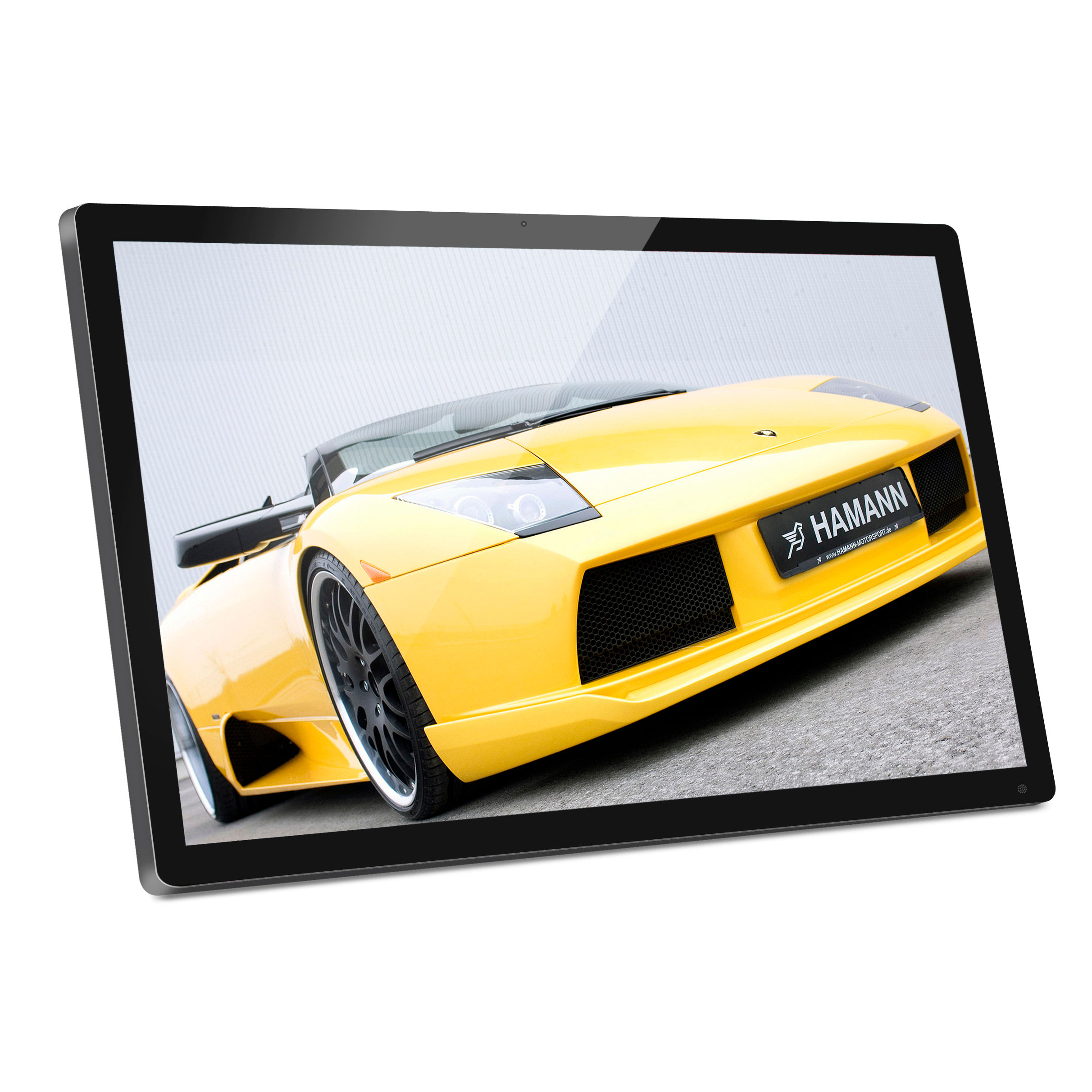 32 inch OEM LCD Touch Screen Monitor Manufacturers Capacitive Touch Commercial Display MSTV59 Controller