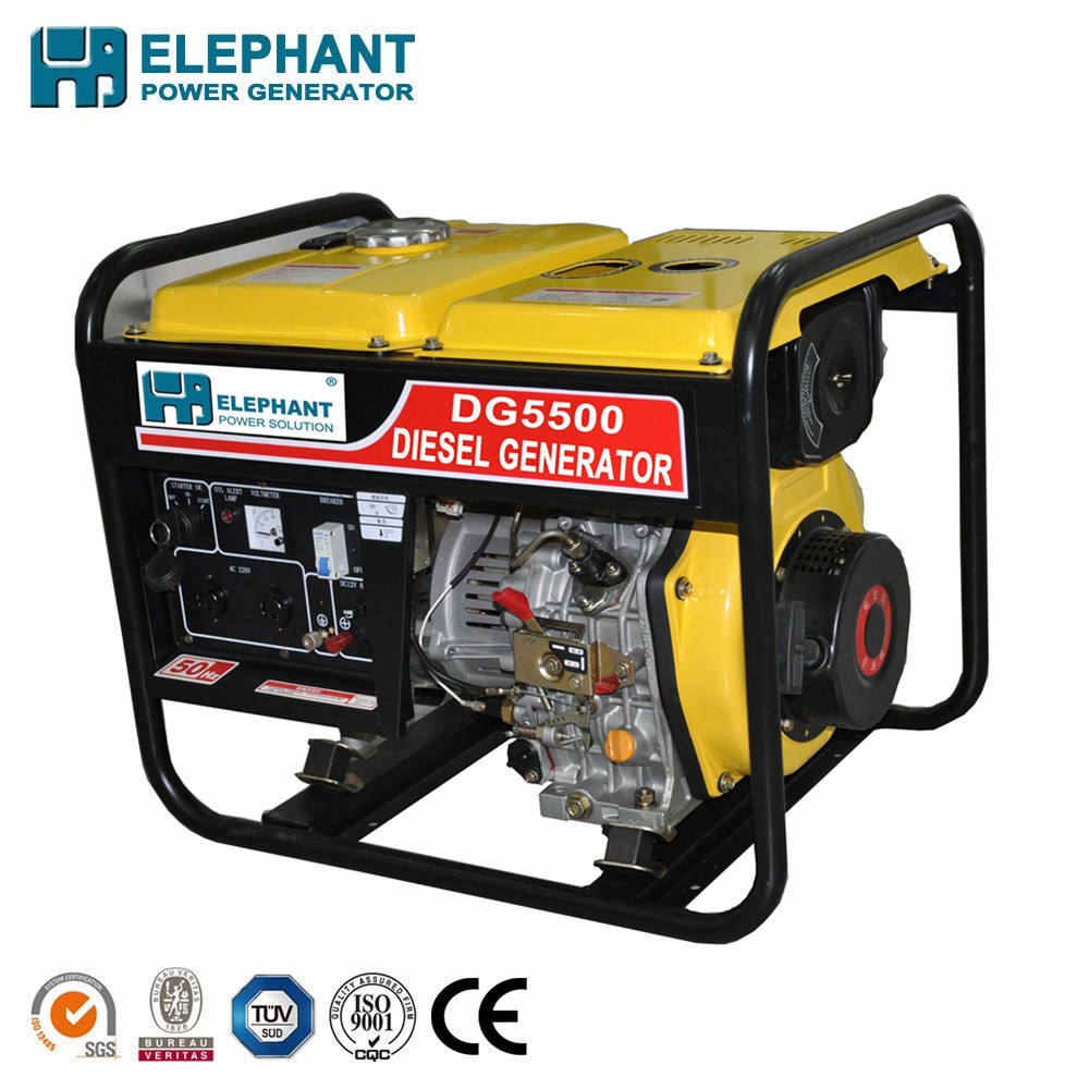 1kw portable power gasoline generator