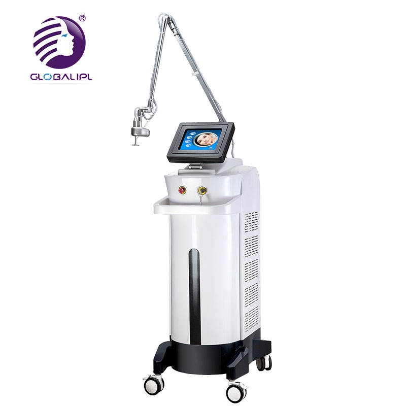 Produk Baru 2019 Medical Pecahan CO2 Laser Clinic Mesin