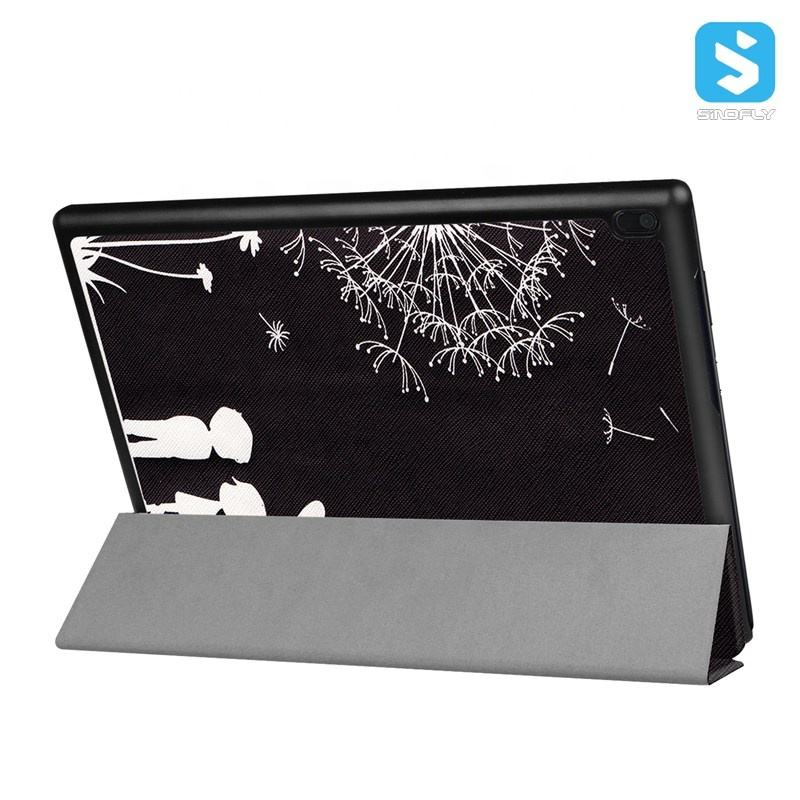 Customize printing tablet case 대 한 Lenovo TB-X304F X304N 10 inch shockproof cover 탭 4 10