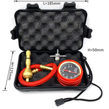 2 In 1 Professional Grade Heavy Duty Tyre Gauge Rapid Tire Deflator Kit And Gauge