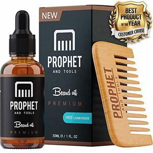 Premium Organic Soften Beard Oil Beard Care Grooming Kit For Men