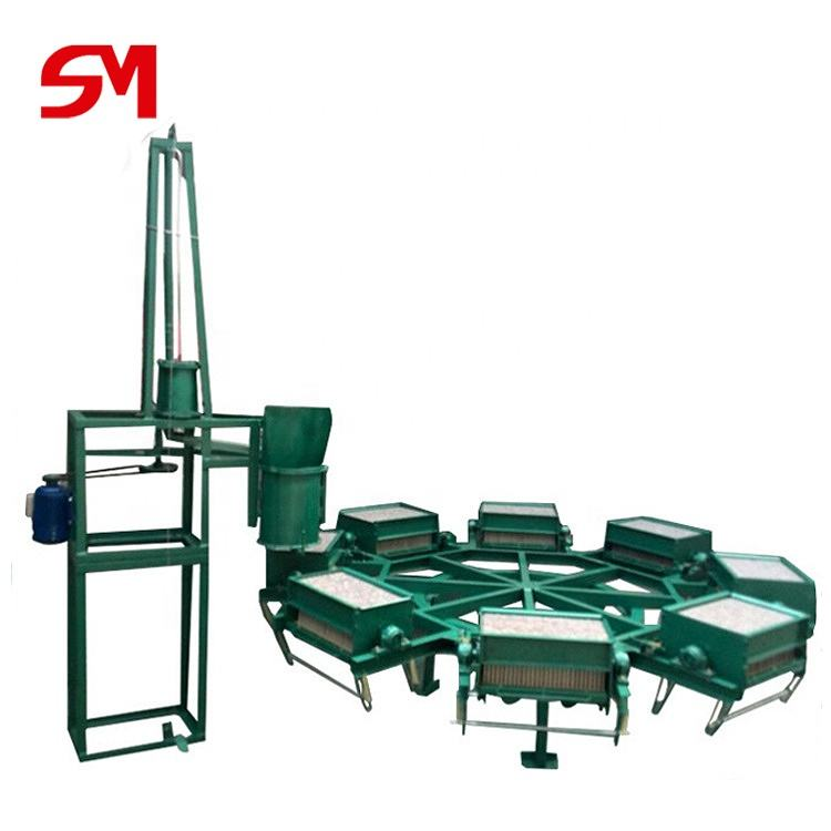 Practical and affordable different shape chalk piece making machine