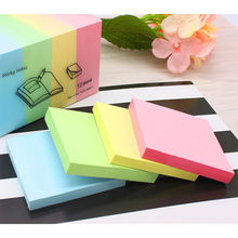 plastic sticky note,colorful PET page marker,adhesive sticky note Memo Pads