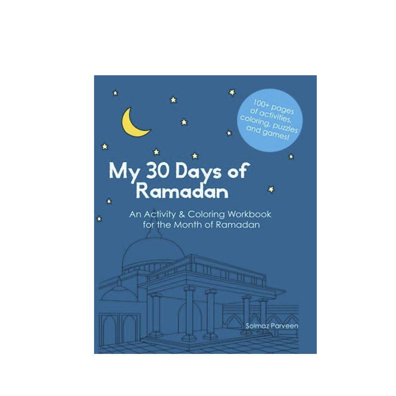 Tùy chỉnh Ramadan <span class=keywords><strong>Hoạt</strong></span> <span class=keywords><strong>Động</strong></span> Cuốn Sách Hồi Giáo Ramadan Advent <span class=keywords><strong>Lịch</strong></span>
