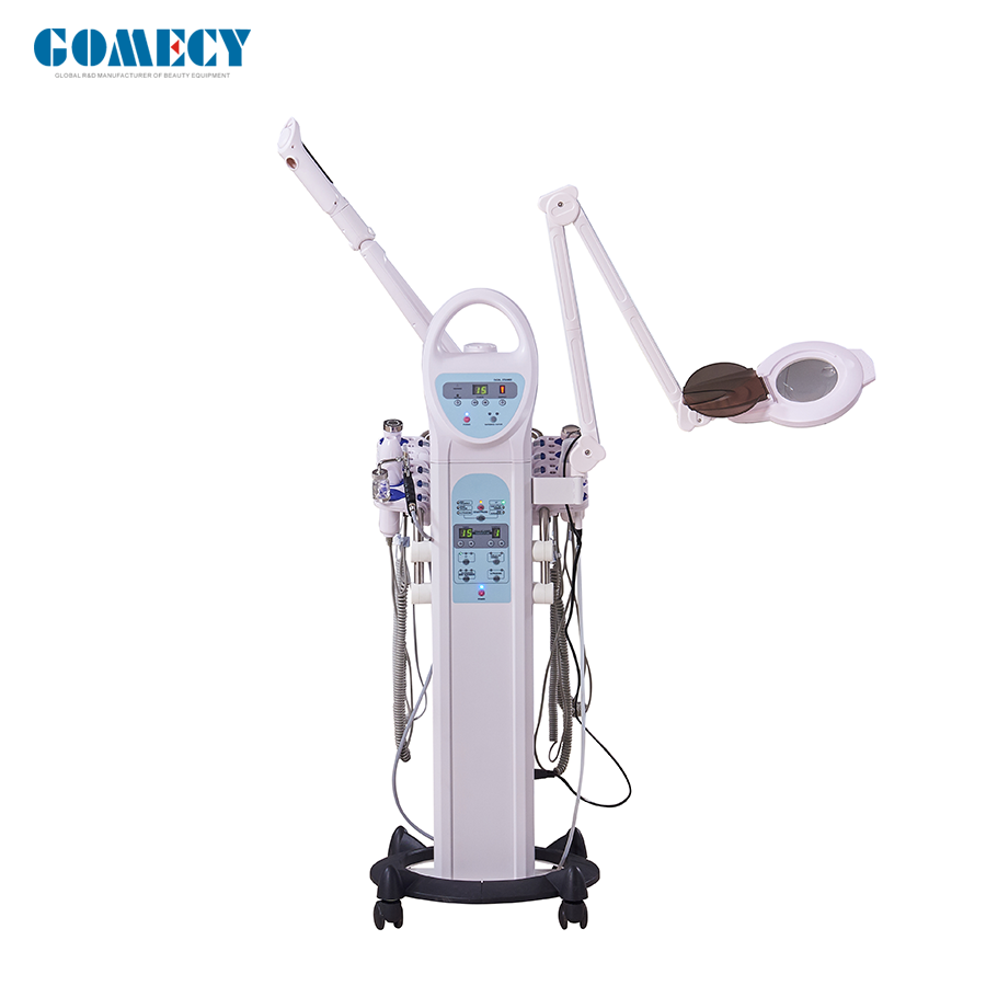 USA Euro Multifunctional 9 in1 Skin Basic Care Spa Facial Equipment Machine aesthetic center device
