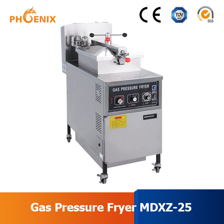 Hot sale kfc chicken frying machine / commercial chicken pressure fryer / broast chicken machine