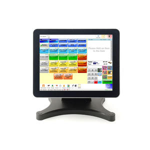 LED-Panel Kapazitiven Touchscreen 12 Zoll Kassen POS System