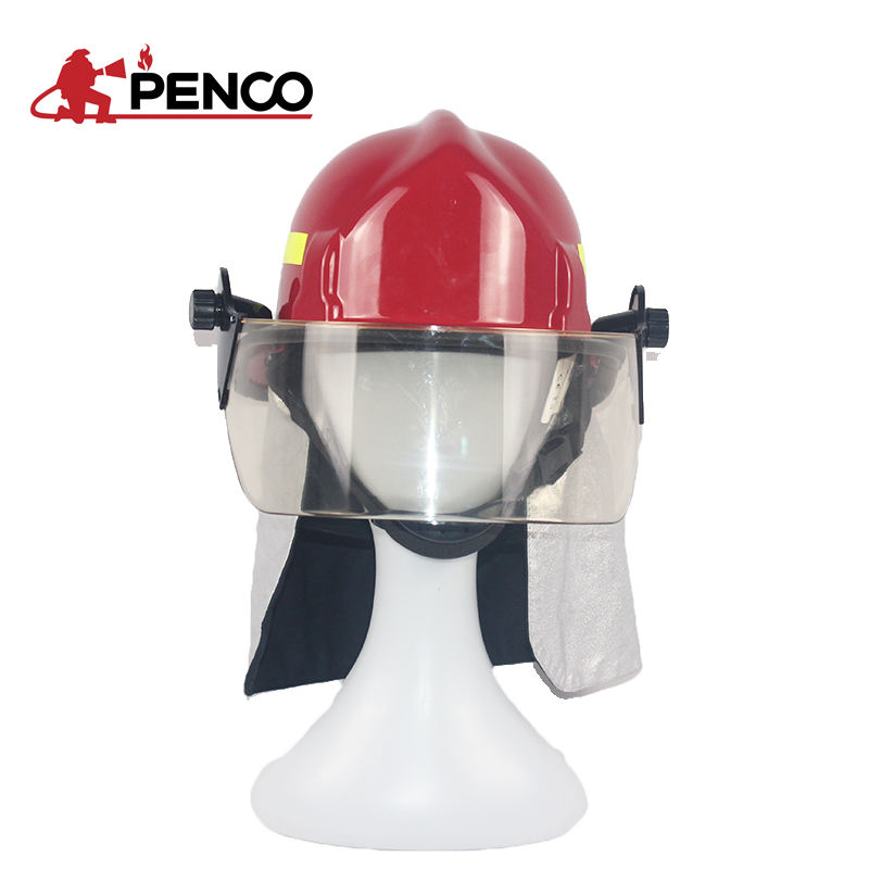American style Factory direct sale fire safety helmet hard hat