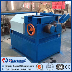 Used Tire Bead Wire Separator Tire Rim Steel Separator