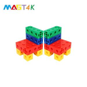 MAGT4K 186 PCS 3D Puzzle Children Toys DIY Kit Science Blocks Toys