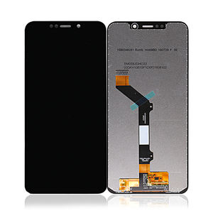For Motorola for Moto One LCD Replacement XT1941 XT1941-1 XT1941-3 XT1941-4 Display Touch Screen Digitizer Assembly