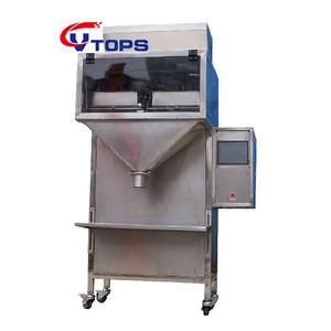 2020 Vtops Semi Automatic Vertical Filler Sealing Chili Spice Granule Filling Packing Machine