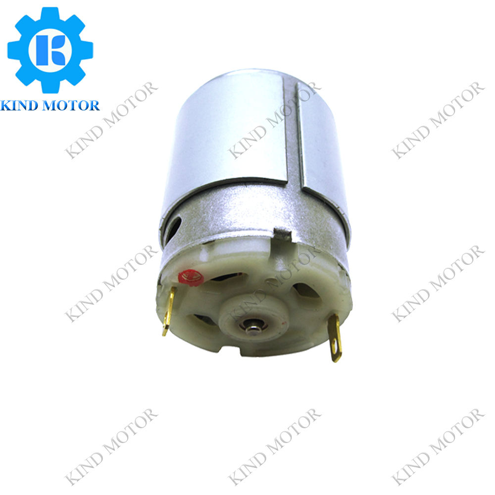 High torque powerful rs 380 rs385 12v dc electric motor 385 motor for laser printer
