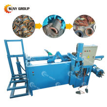 Motor Stator Recycling Machine Motor Dismantling Machine Electric Motor Wrecker