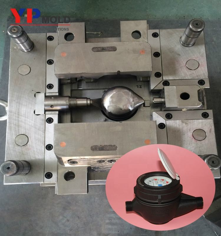 Ductile iron mould High Quality Customized Injection Plastic Mould Nodular cast iron mold Foundry iron mould