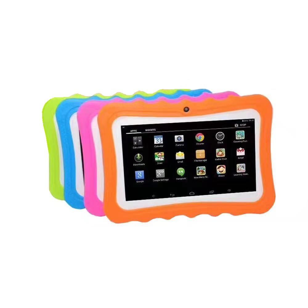 KIS Tablet 7 inch Allwinner A33 Android Tablet pc for Children Learning