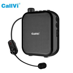 Callvi V-805 HI FI Perekam Suara Portabel Bluetooth Wireless Suara Amplifier