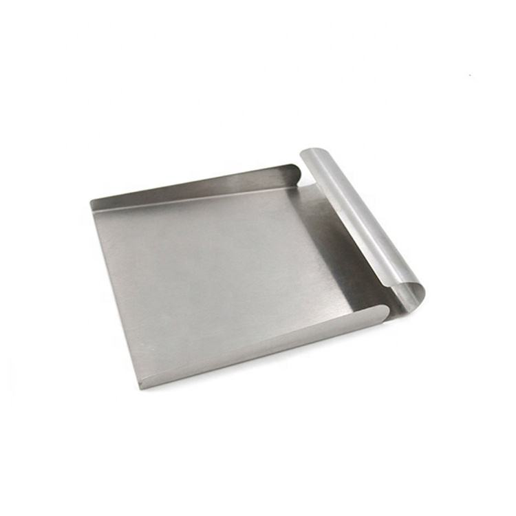 Stainless Steel Dough Scraper and Food Scoop SW-BA150B