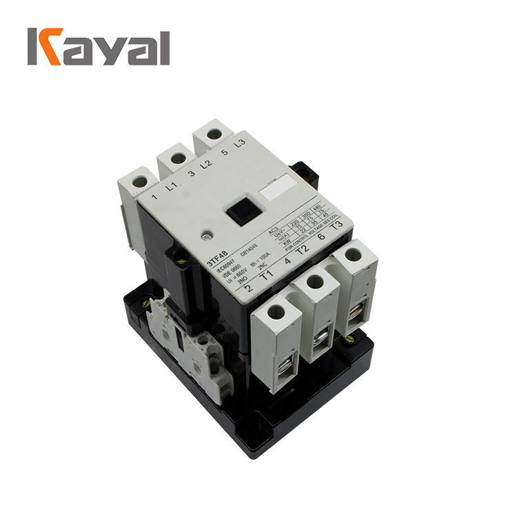 WenZhou Factory Price Free Sample High Quality 3tf46 32 amp 400 amp ac electric Magnetic Contactor