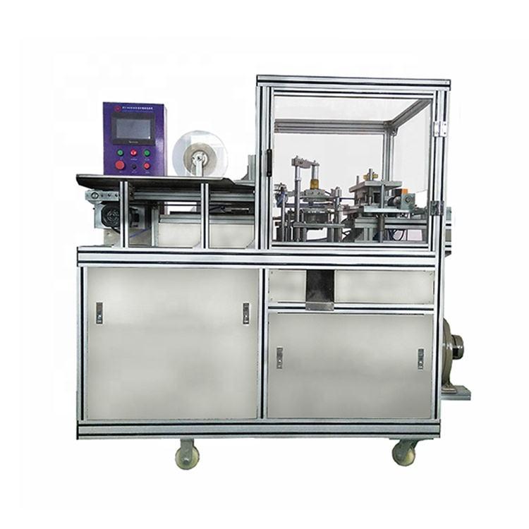 Düşük Fiyat Istikrarlı Çalışma Otomatik Yuvarlak Plise sabun ambalajı Sarma Makinesi Için Toptan