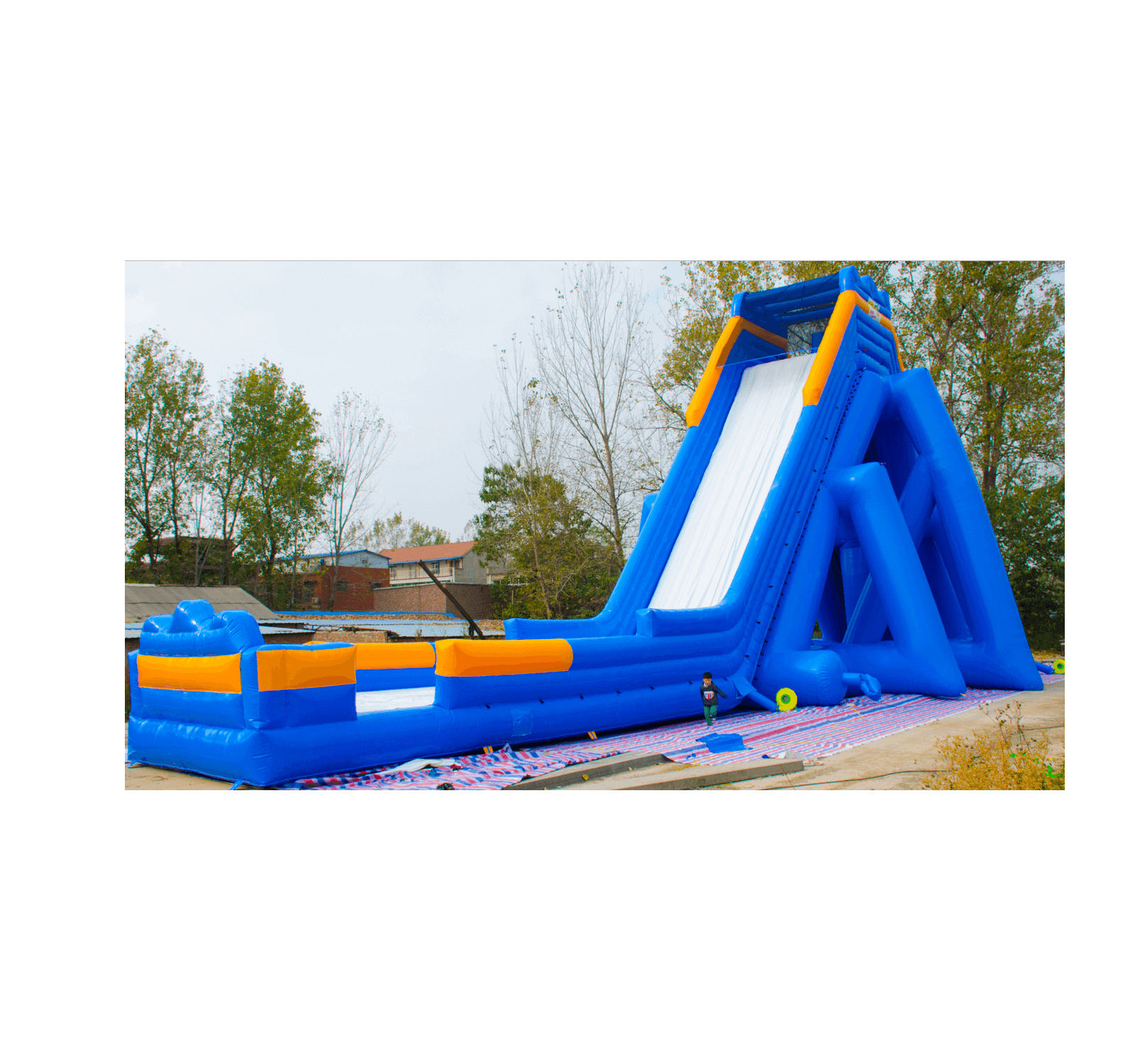 Hot sale inflatable water slide/adult inflatable water slide/large inflatable water slide