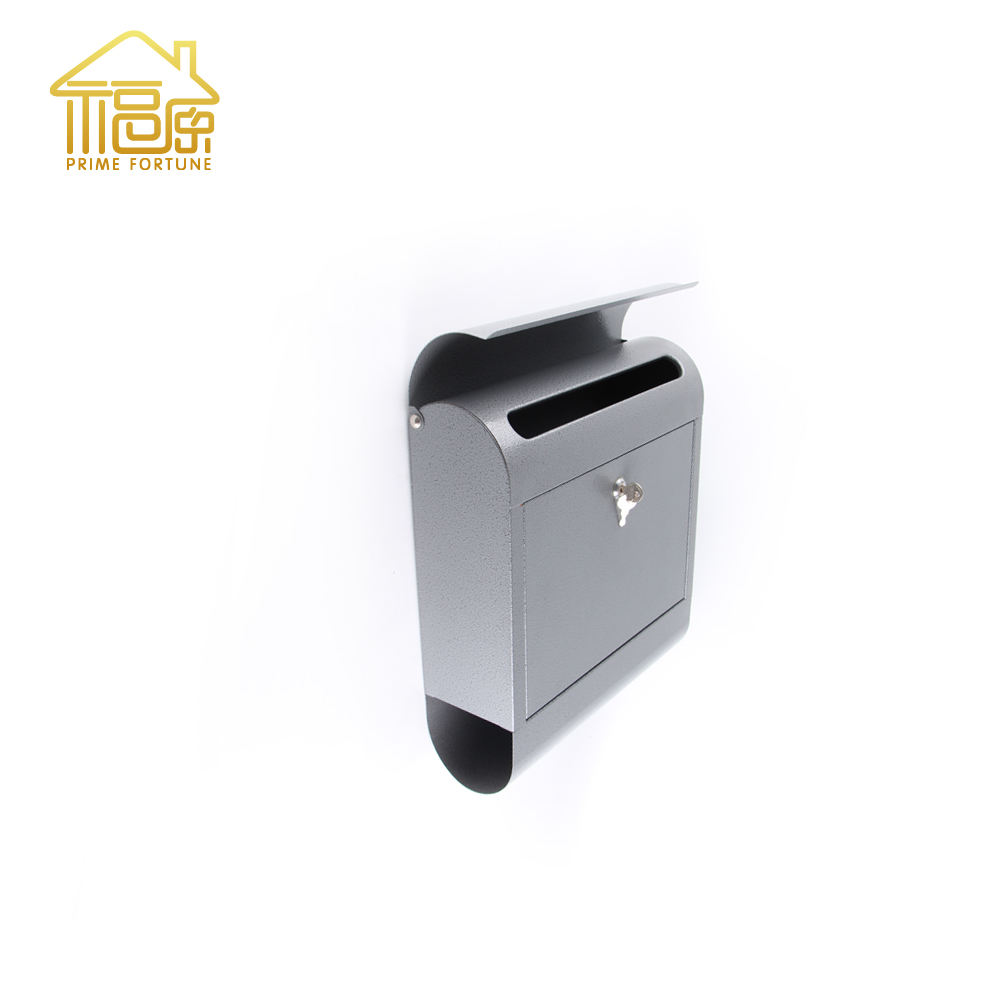 stainless steel post box antique letter box us mail office organizer box