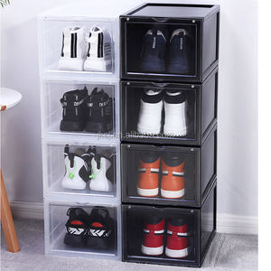 box for shoes closet storage organizer