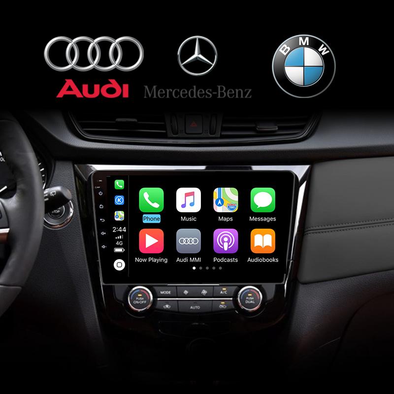Carlinkit inalámbrico de apple carplay enlace espejo <span class=keywords><strong>interfaz</strong></span> para audi BMW mercedes benz