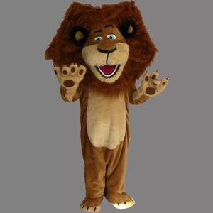 Hola animal lion mascot costumes/costumes for sale