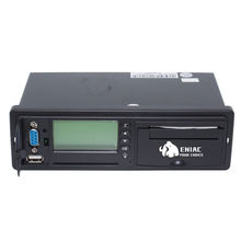 multifunctional vehicle digital tachograph with gps tracking device and speed limiter TE-1