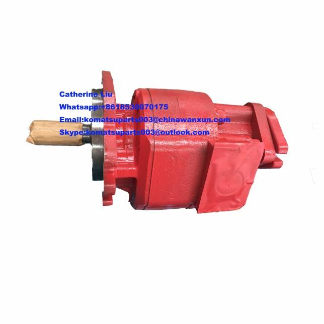 High qaulity 44083-60630 hydraulic gear pump oil pump for construction machinery parts / front pump ass'y for 44083-60630