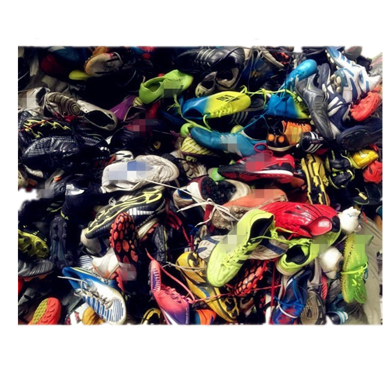Bulk wholesale bag sneakers low price recycling in the UK mixed all types of old shoes
