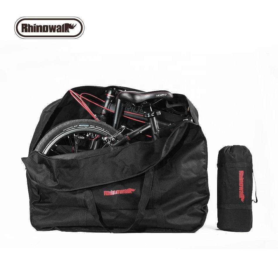 Rhinowalk Folding Bike carrying bag Balanced Bike Carrier storage bag