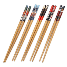 Natural Personalized bamboo reusable chopstick