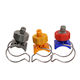Fruit Nozzle Cleaning Fruit And Vegetables Quick-install PP Plastic Pipe Mounting Clamp Nozzle