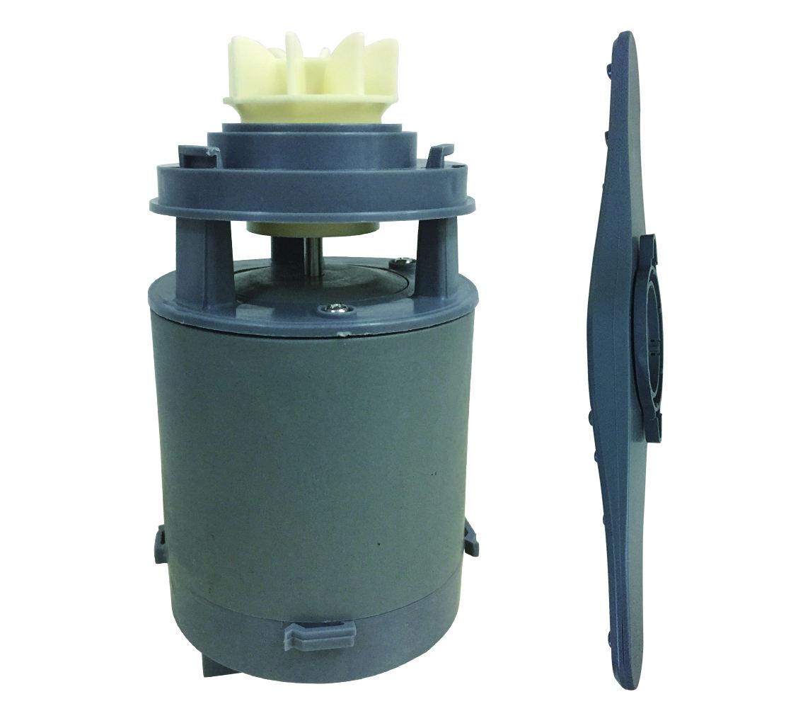 Бесщеточный 12 В dc водяной насос для посудомоечной машины