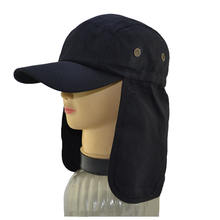 UV Protection Sun Protection Cap with Detachable Neck