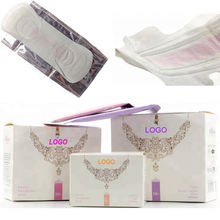 Eco all dayfemininehygienepad napkins, taxus graphene far infrared custom anion chip cotton sanitary pad with negative ion