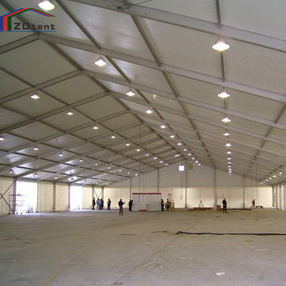 Large industry PVC material warehouse tent