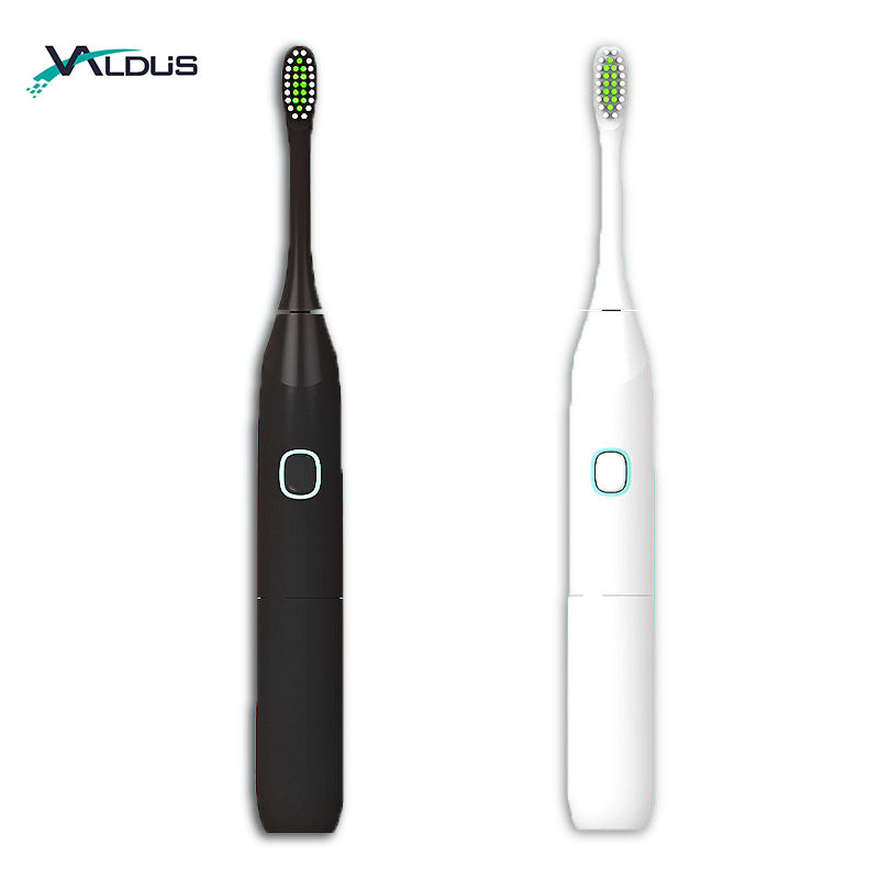 High Quality Custom Colorful Double Sided Electric Toothbrush Private Label Electric Toothbrush